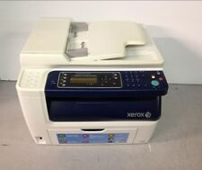 Xerox Workcentre 6510 Workgroup Printer 32K Pagecount With Low Toner