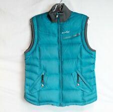 Oakley Puffy Vest - Down Vest Jacket - Women - M - Blue