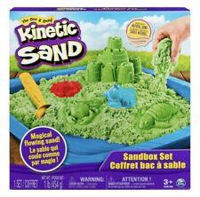 Spin Master Kinetic Sand Box Set - Green