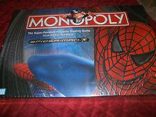 MARVEL SPIDERMAN MONOPOLY