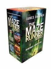 THE MAZE RUNNER SERIES - (Maze Runner) - NEW PAPERBACK BOOK (0385388896)