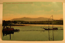 1910 Catskill Mountain from Hudson River Postcard