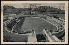 AX0145 Roma - Città - Foro Mussolini - Lo Stadio - 1936 old postcard