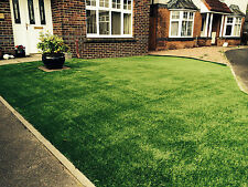 artificial grass fake grass landscaping CHELSEA 2015 4MX0.8M REDUCED PRICE