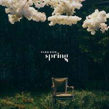 Park Bom (2NE1) - Spring (Single)   CD+Booklet+Potocard  K-Pop Sealed