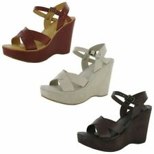 Buckle Solid Shoes for Women