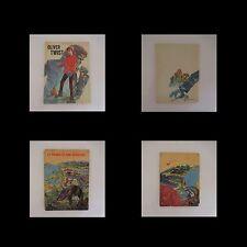 2 livres OLIVER TWIST CHARLES DICKENS LE MONDE ET SON AVENTURE vintage 1960-1968
