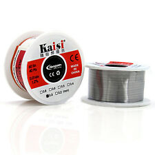 Solder Wire 0.3mm 60/40 2% Flux Reel Tube Tin Lead Rosin Core Soldering 50G 2016
