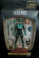"Marvel Legends 6"" Captain Marvel Starforce Target Sealed Exclusive MCU IN HAND"
