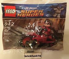 Lego Super Heroes 30166 Robin and Redbird Cycle set New In Factory Sealed Bag