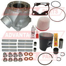 Cylinder Fits 2002-2014 Yamaha YZ85 YZ 85 Rings Piston Gasket Top End Kit 02-14