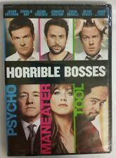 Horrible Bosses (+ UltraViolet Digital Copy), Good DVD, Jennifer Aniston, Jason