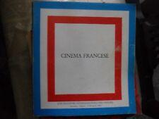 CINEMA FRANCESE xxii incontri internazionali cinema Sorrento 1985
