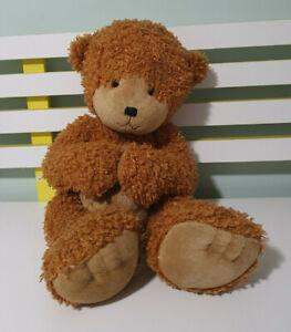 LITTLE LOST BEAR TEDDY BEAR RUSS MAGNETS IN HANDS RIKEY AUSTIN 45CM