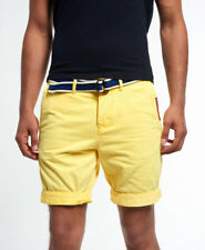 Mens Superdry Shorts Various Styles & Colours Ah - International Neon Yellow M