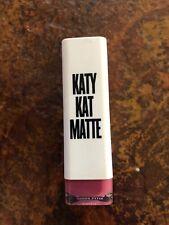 CoverGirl Katy Kat Matte Lipstick KP07 Kitty Purry
