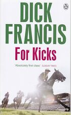 FOR KICKS BY DICK FRANCIS PAPERBACK BOOK