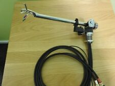 Rega RB300 Tonearm with Upgrades.