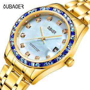 OUBAOER Brand watch relojes mujer relogio feminino ladies watch wristwatches wom