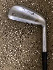 Vintage Johnny Farrell Hickory-Like Shaft Leather Grip Custom Made 5 Iron Golf