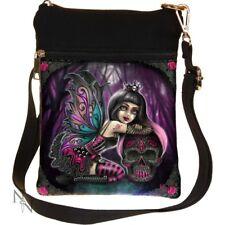 Lolita Little Shadows Gothic Fairy Shoulder Bag by Nemesis Now
