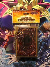 Protège-cartes Yu-Gi-Oh! Sleeves x50 KONAMI Standard Card Back