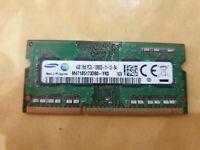 4GB SAMSUNG RAM MEMORY DDR3-PC3L 1Rx8 12800S for LAPTOP hp dell lenovo sony ETC
