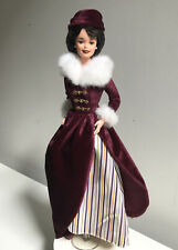 Victorian Vintage Barbie With Stand