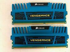 Corsair 8 GB 2x4GB DIMM 1600 MHz PC3-12800 DDR3 SDRAM Memory (CMZ8GX3M2A1600C9B)
