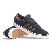 Adidas Adi-Ease Premiere ADV (Core Black/Brown/White) Men's Skate Shoes
