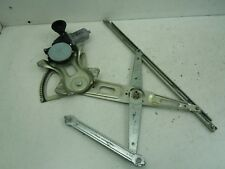 2007 LEXUS IS220 FRONT DRIVER SIDE WINDOW MOTOR REGULATOR 85710-58010