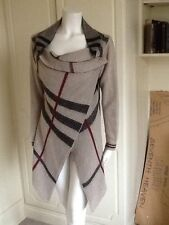 Checked Medium Petite Jumpers & Cardigans for Women