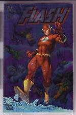 C2E2 2020 FLASH #750 Jim Lee SILVER FOIL VARIANT Anniversary Issue In Hand NM+