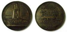 Medaglia Monumento Al Carabiniere 1933 (E.Rubino – Paolo Boselli) Bronzo