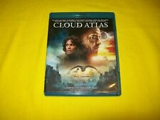 CLOUD ATLAS BLURAY TIM HANKS HALLE BERRY HUGO WEAVING SUSAN SARANDON HUGH GRANT
