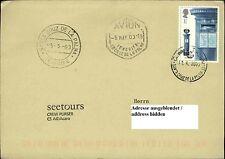 Britain Stamp Shipletter Schiffspost Paquebot Stempel Santa Cruz Tenerife 2003