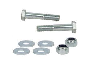 WHITELINE Rear Control arm inner lock washers FOR SUBARU OUTBACK BG 7/96-8/98