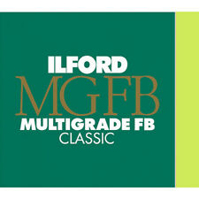 Ilford Multigrade MGFB  18x24/100f  5K Opaca - Carta Fotografica Baritata B/N
