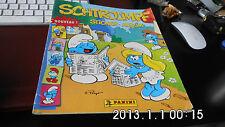 Les SCHTROUMPFS Album stickers Panini 1982