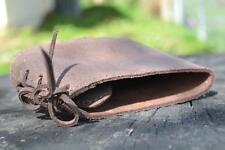 Volmas Slip On Recoil Pad Brown Genuine Real Leather Shotgun Gun Rifle Buttstock