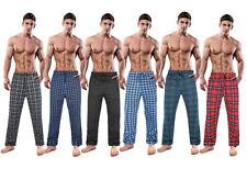 Pijamas y batas de hombre multicolor 100% algodón