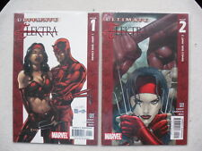 ULTIMATE ELEKTRA N° 1 A 5 RUN COMPLET VO NEUF / NEAR MINT / MINT