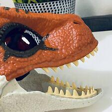 Velociraptor Mask Jurassic World Legacy Collection Move-able Jaw Raptor Dinosaur