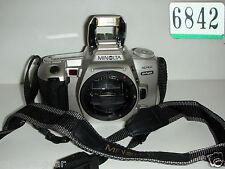 Minolta 35mm film SLR Camera 404si Dynax BODY, Date Imprint, (6842)