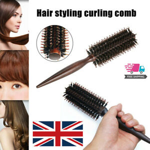 Round Hair Blow Dry Brush Big Styling Dryer Comb Hairdresser Salon Curling Tool