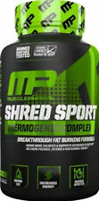 MusclePharm SHRED SPORT Fat Burning Formula - Weight Loss- (60 capsules)