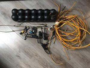 Mercedes W123 Wagon Central Locking Kit Vacuum Solenoid Lock Actuator