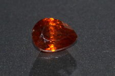 Beautiful 1.09ct VS Natural Untreated Pear  Cut Spainish Sphalerite Gemstone
