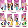 8 Sätze Prinzessin Schneewittchen Mädchen Kinder Modell Spielzeug PVC Neu