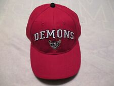 San Francisco Demons XFL Football League Adjustable strap Hat cap NEW old stock